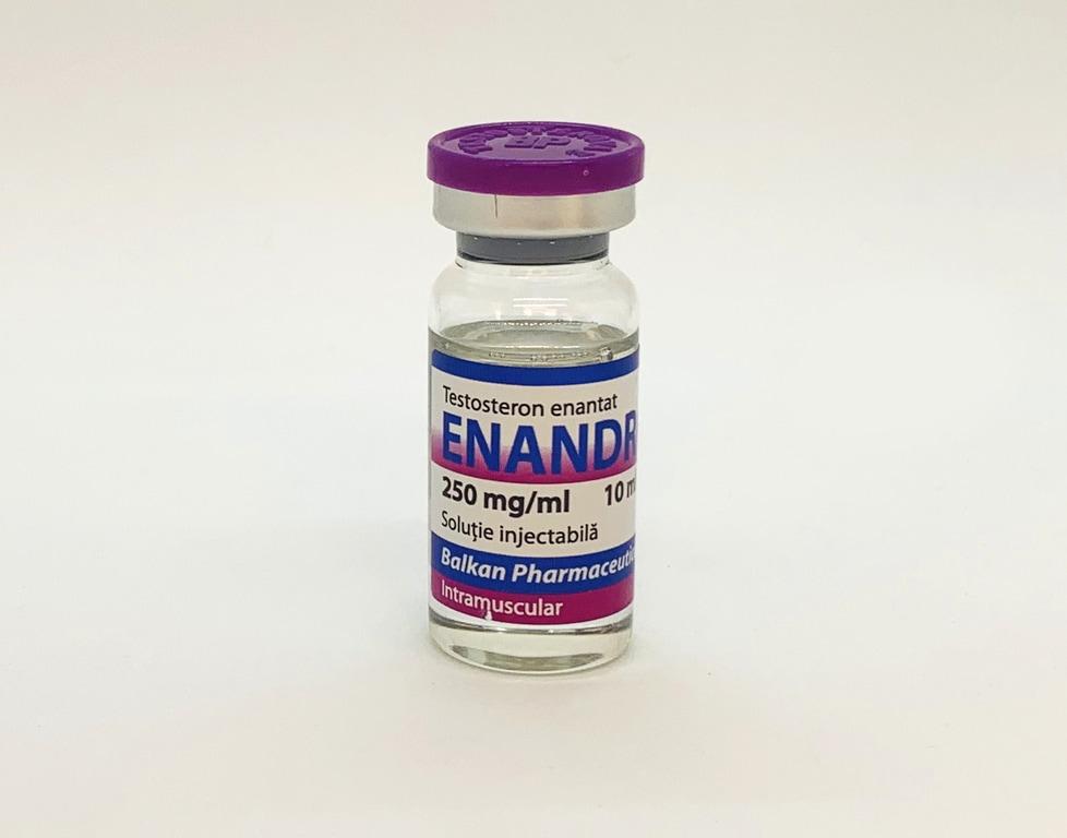 Buy Real Testosterona E - Enandrol 10ml - Balkan Pharmaceuticals - Testosterone Enanthate