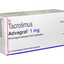 Buy online ADVAGRAF 1 MG made by Astellas Pharma and contains Tacrolimus, 1