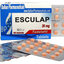 Buy online Esculap 20mg 20tabs made by Balkan Pharmaceuticals and contains Tadalafil Citrate, 1
