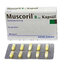 Buy online Muscoril made by Sanofi and contains Thiocolchicoside, 1