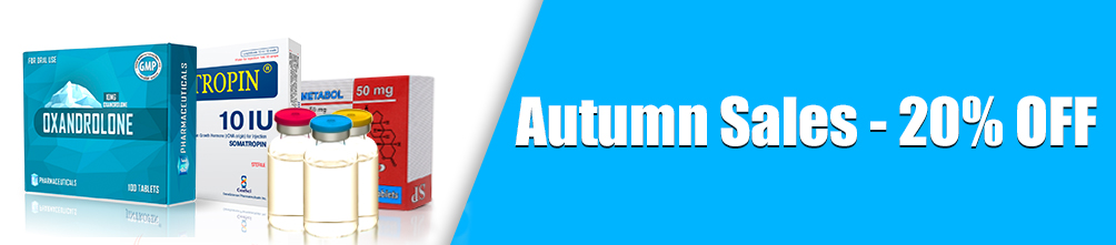 Pharmroids Autumn Sales