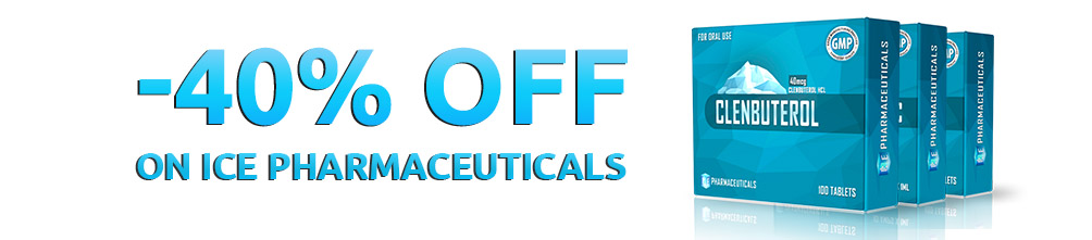 Ice Pharmaceuticals 40% OFF