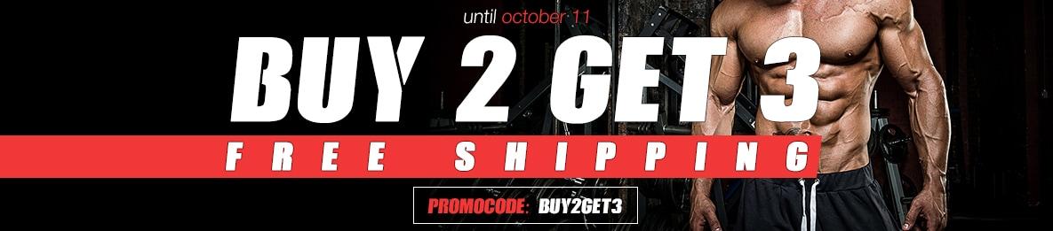 October Special - Buy 2 Get 3 - 2020