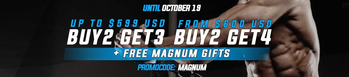 Magnum October 2020 week