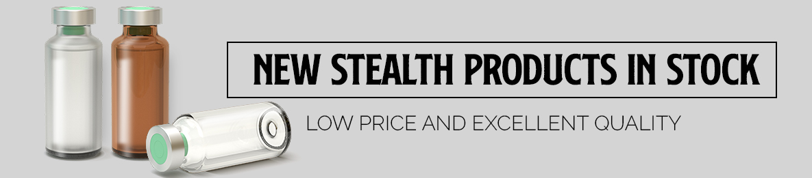 Stealth Products for sale