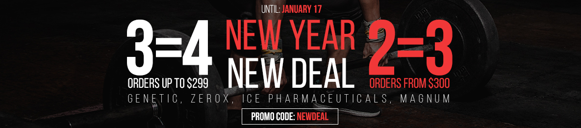 New Year - New Deal 2021