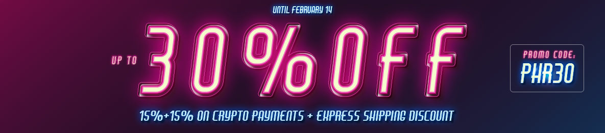30% February 2021