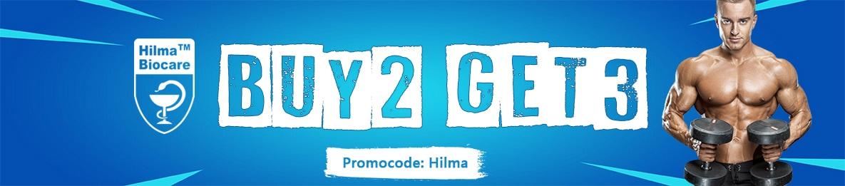 Hilma July deal 2021