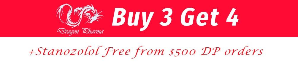 Dragon Pharma Buy 3 Get 4