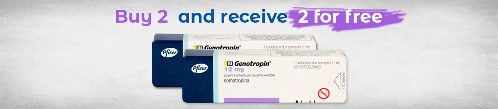 Genotropin 36 IU Pfizer promo