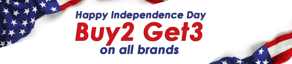 Happy Independence Day Steroid Promo