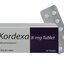 Buy online Kordexa 8mg made by Kocak farma and contains Dexamethasone, 1